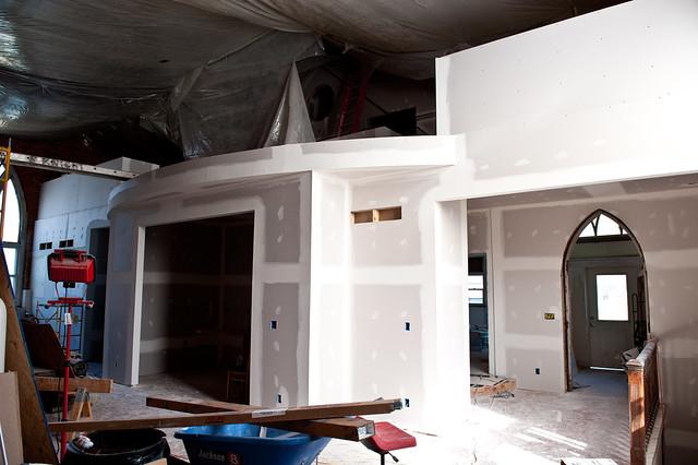 drywall finishing machine