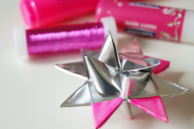 Random pinks
