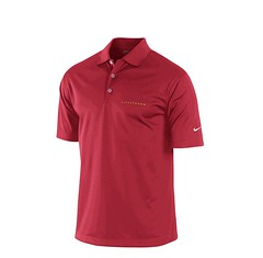 LIVESTRONG Men's LIVESTRONG Golf Shirt: Red