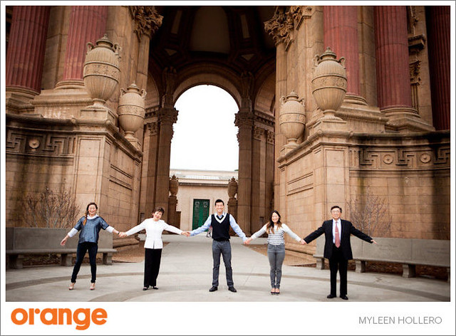 The Yang Family, Palace of Fine Arts