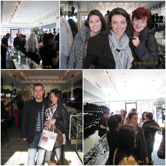Bridal Styles Boutique Annual Sample Sale, 2011