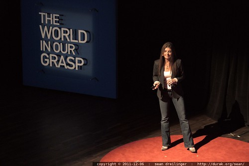 Fernanda Gandara, Senior Vice President of Business Development at Synthetic Genomics, Inc addresses TEDxSanDiego    MG 3908 MG 3912