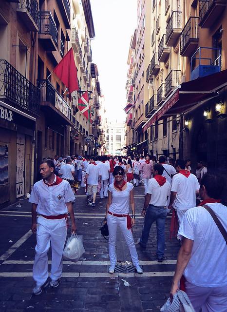 Fiestas de san ferm n pamplona espa a flickr photo for Pisos en san fermin madrid