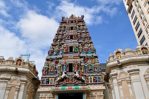 Hindu Temple Kuala Lumpur