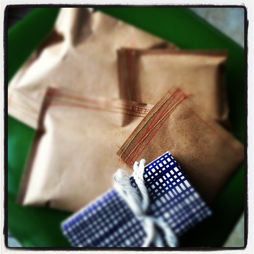 My #ssswap package is on its way!