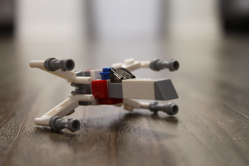 Day 9 - X-wing