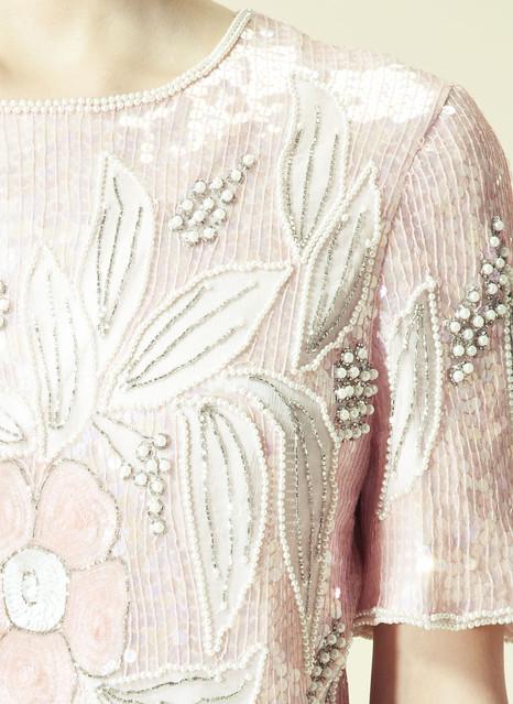 Купить Платье Из Бисера И Пайеток