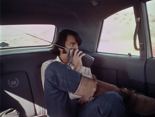The Monkees - Mike Nesmith in Monkeemobile