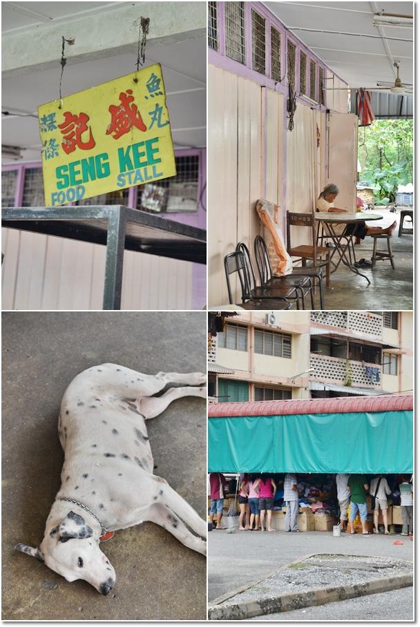 Seng Kee Food Stall @ Pasar Jalan Patrick