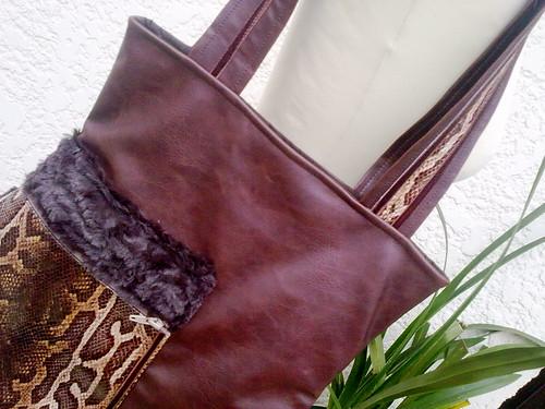 Mala grande  ♥♥♥ by ♥Linhas Arrojadas Atelier de costura♥Sonyaxana