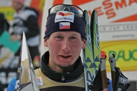Bauer se v Davosu probil na pódium