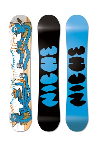 Niche Snowboards_Theme