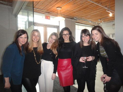 NKPR girls before the party! width=