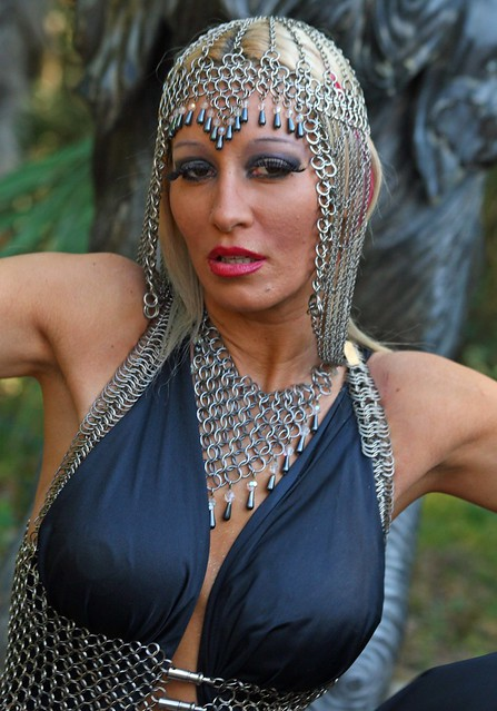 Sahsha Grether Nude Photos 7