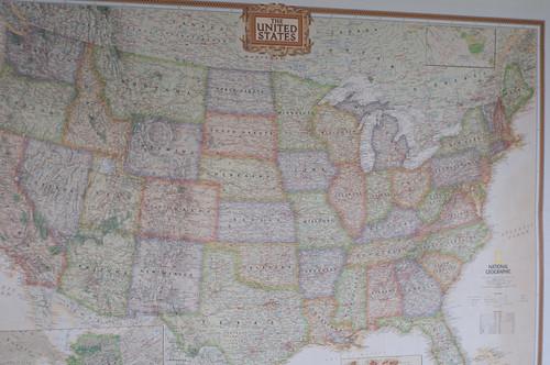 Amerikakarte