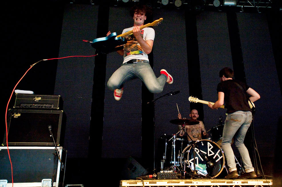 Photo: Victor Frankowski/NME