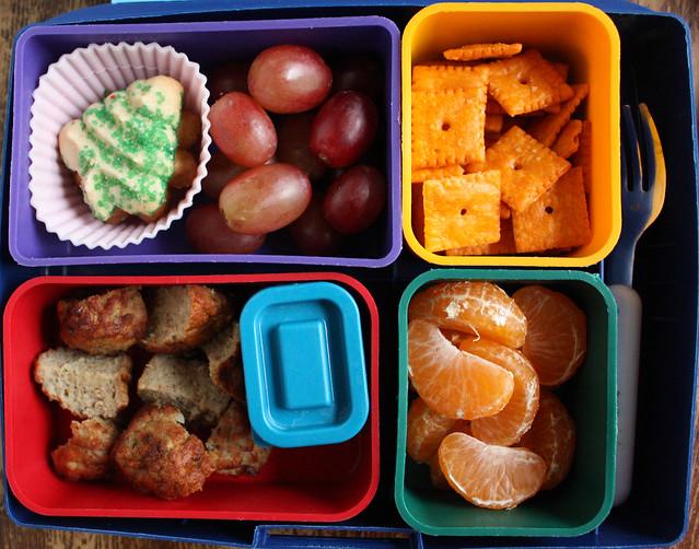 Second Grade Bento #524