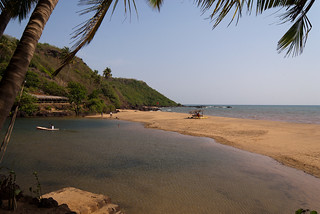 Image of Annie's Beach.