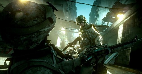 Virtuali prostitucija ir Battlefield 3 kekšės...