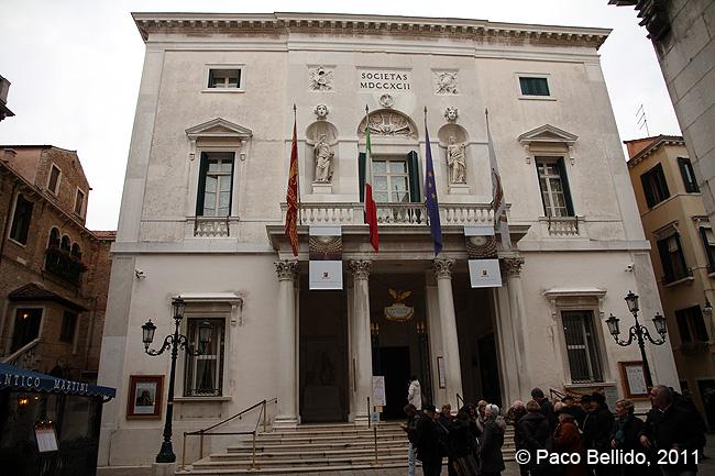 Teatro de la Fenice. © Paco Bellido, 2011