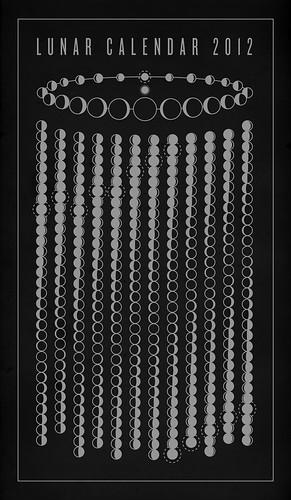 Lunar Calendar 2012