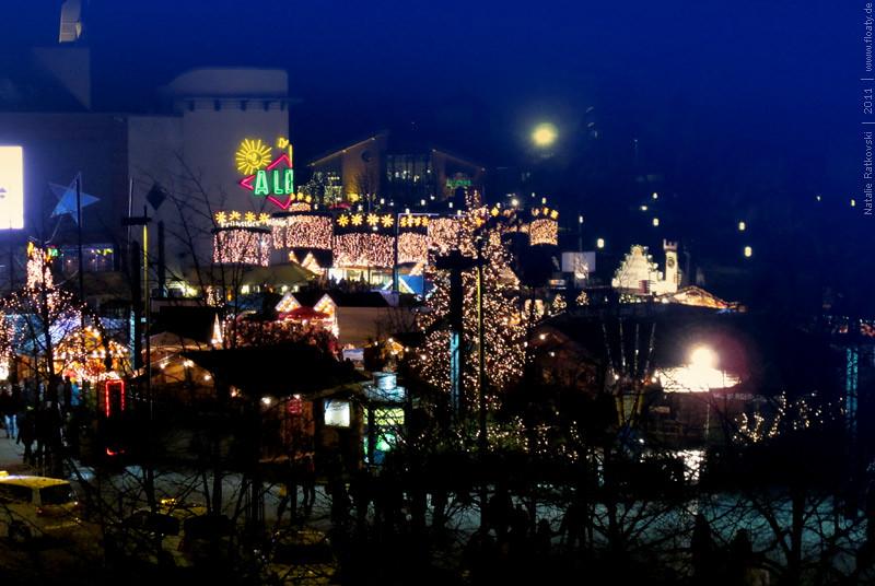 Christmas market, 2011