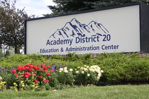 Academy District 20 Administration