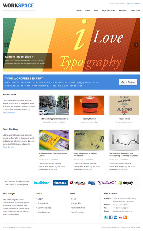 workspace-wordpress-theme