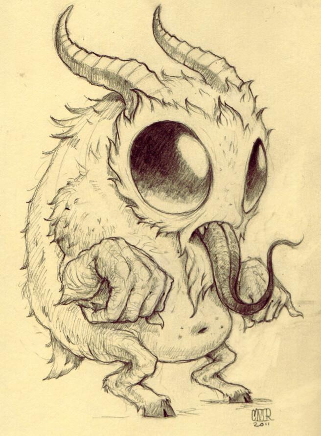 Evil Love Drawings Image