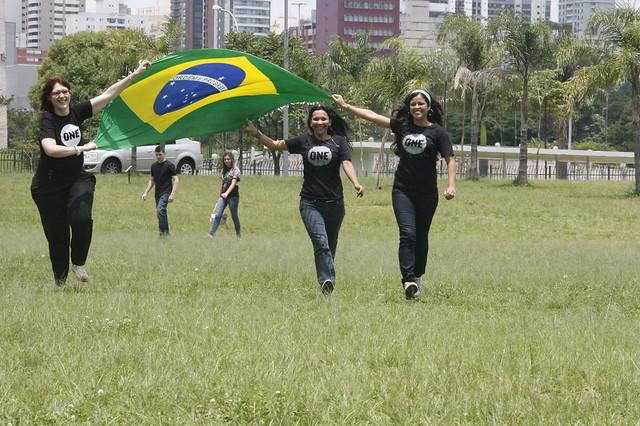 ONE members in São Paulo