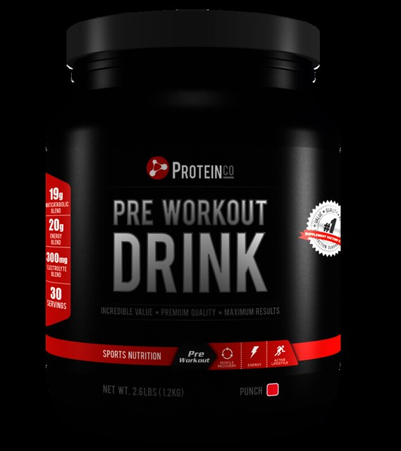 pre workout drink for women
