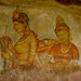 Sigiriya wall paintings