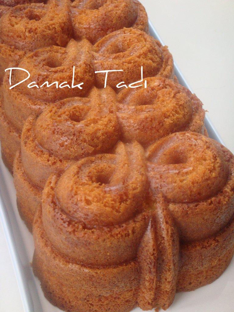 Fındıklı Muzlu Kek