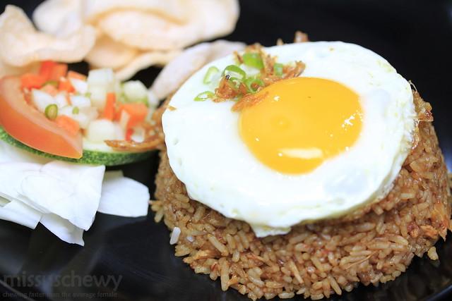 Nasi Goreng ($5.30)