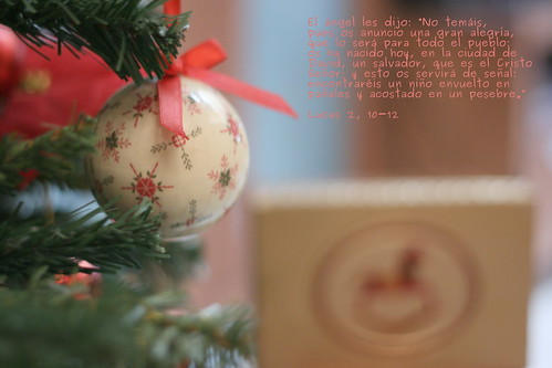Feliz Navidad. by Carola (Soñando cambios)