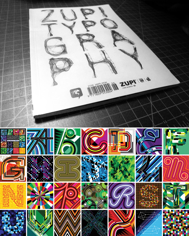Zupi : Typography Issue # 26.