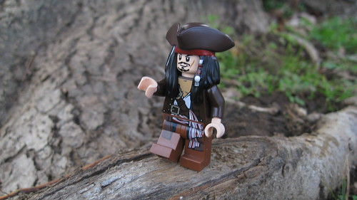 Thats Captain Jack Sparrow to you...