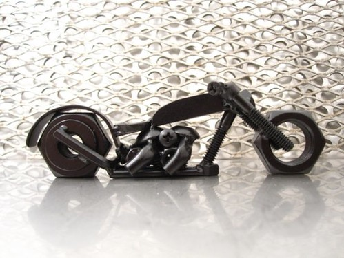 Bike Numero 75, sold: by Brown Dog Welding