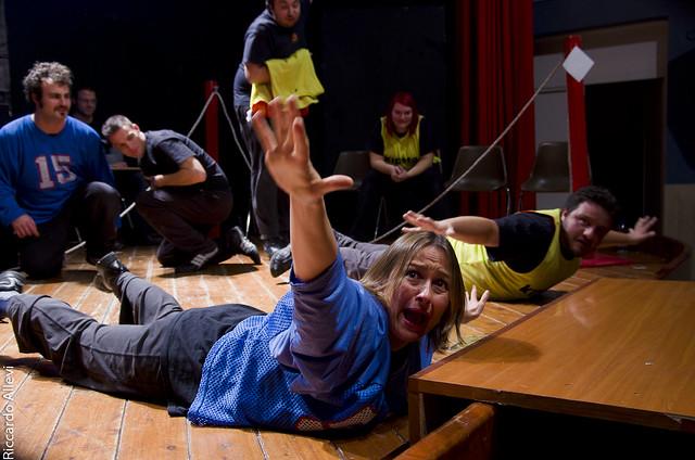 Teatrate Roma vs Modena