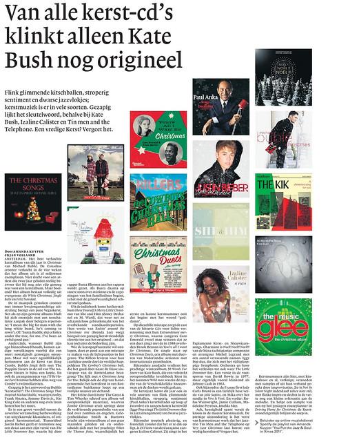 Kerst CDs 2011 - NRC Handelsblad
