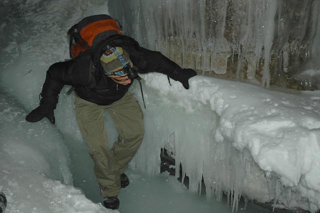 maligne canyon ice walk176