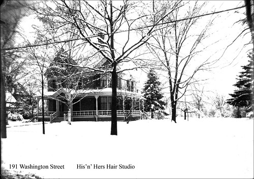 Washington Street House in Keene New Hampshire