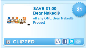 Bear Naked Product Coupon