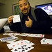 10-23-11: Playing Cards with Dave and Sisters