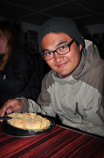Best Tuna Pasta in Chomrong, Annapurna, Nepal