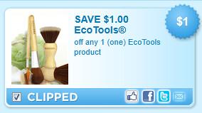 EcoTools Product Coupon