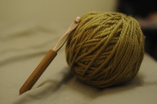 Hook & Yarn