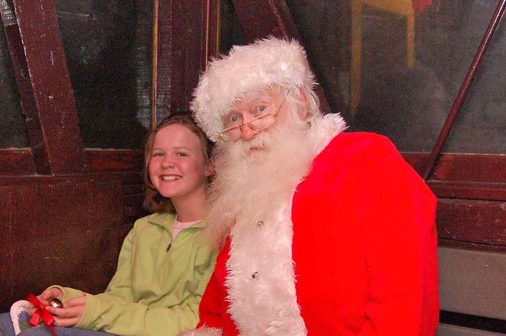 Santa and the 11 year old