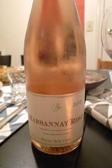 2010 Régis Bouvier Marsannay Rosé