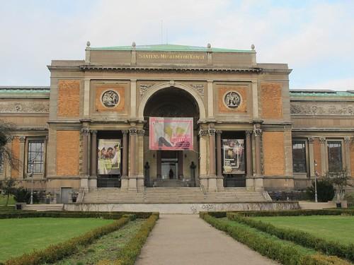 Statens Museum for Kunst, København, Danmark